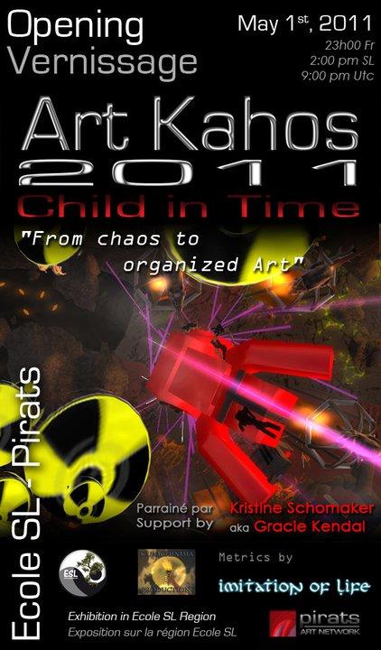 Flyer Pirats Art Kahos 2011